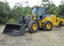 Earthmoving Loader
